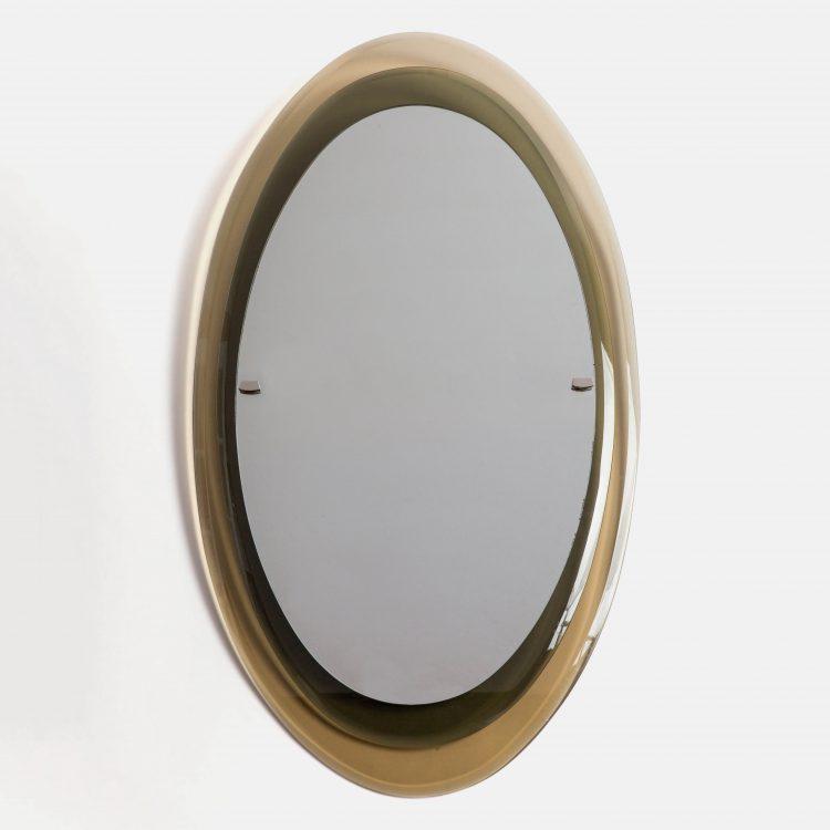 Mirror, model 2046 by Max Ingrand for Fontana Arte | soyun k.