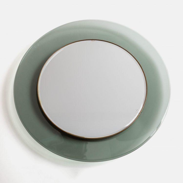 Mirror, model 1669 by Max Ingrand for Fontana Arte | soyun k.
