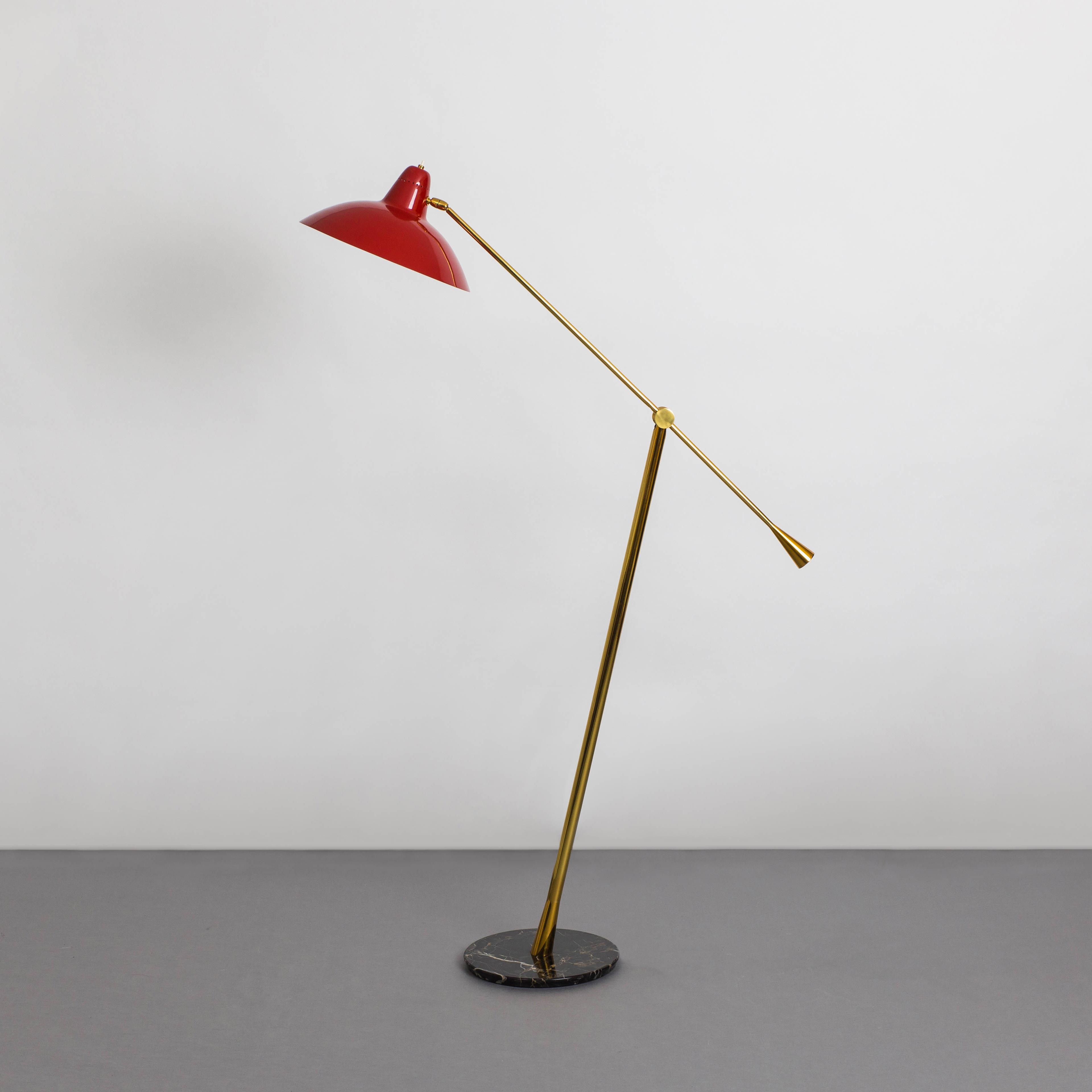 Articulating Floor Lamp by  | soyun k.