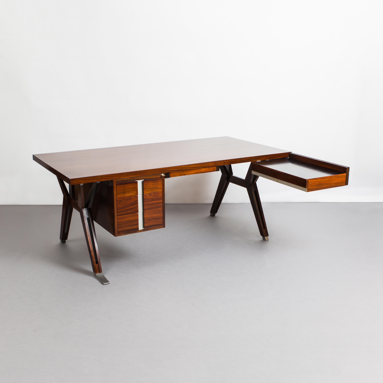 'Terni' Executive Partner's Desk by Ico Parisi for M.I.M. | soyun k.
