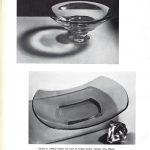 Large Gray Glass Centerpiece or Dish, Model 1419 by Fontana Arte | soyun k.