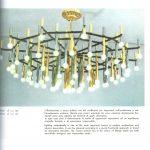 Important Large 43-Light Chandelier, Model 1155/43 by Stilnovo | soyun k.