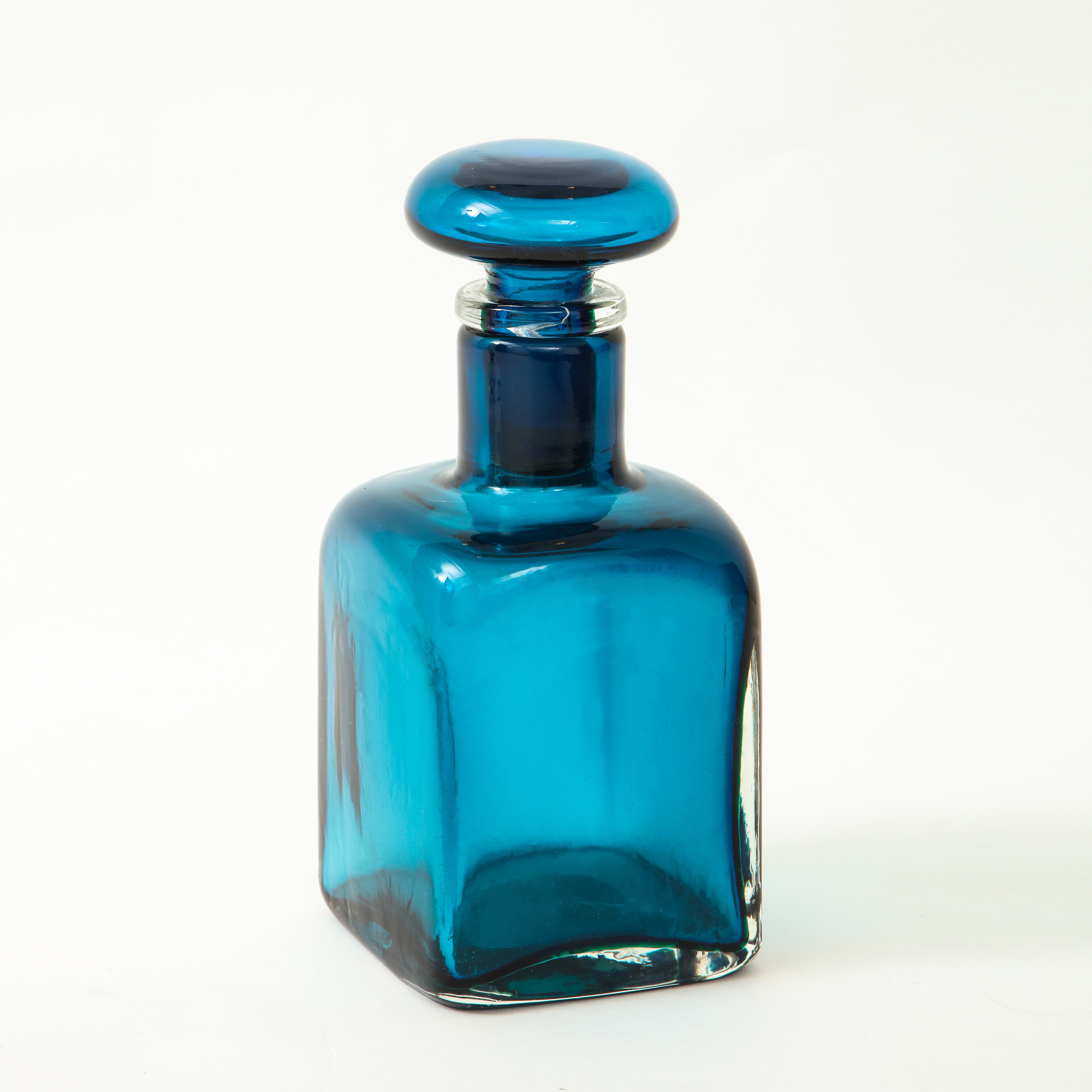 Large Bottle with Stopper by Paolo Venini for Venini & C. | soyun k.