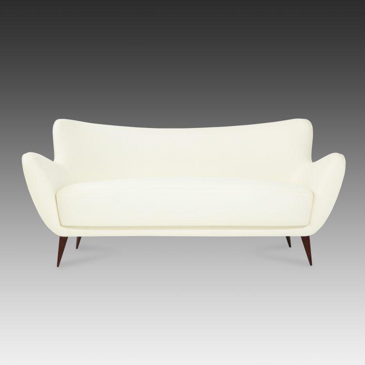 'Perla' Sofa by Giulia Veronesi for I.S.A. Bergamo | soyun k.