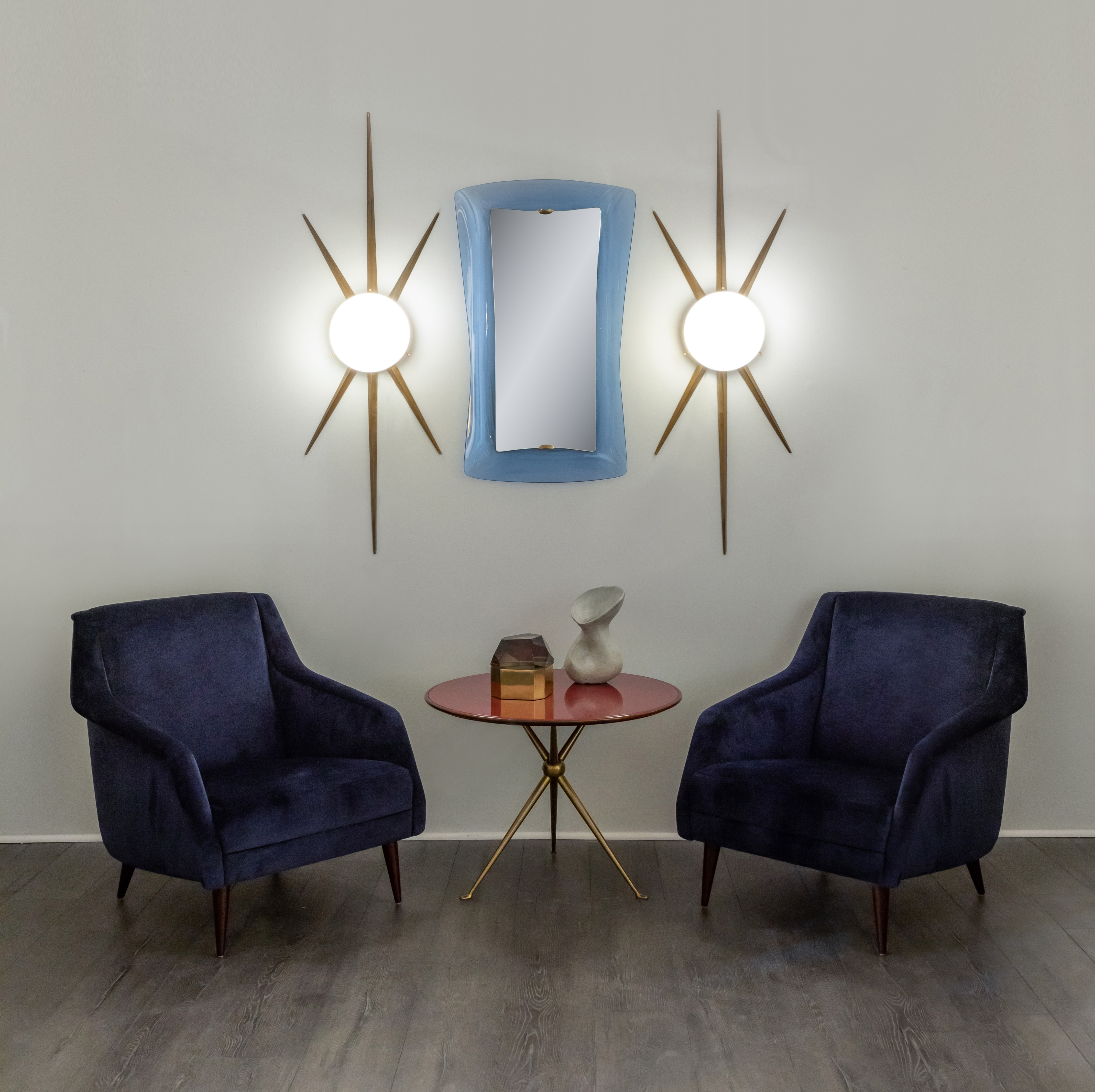 carli chairs borsani table by  | soyun k.