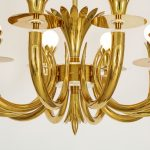 Chandelier by Gio Ponti and Emilio Lancia | soyun k.