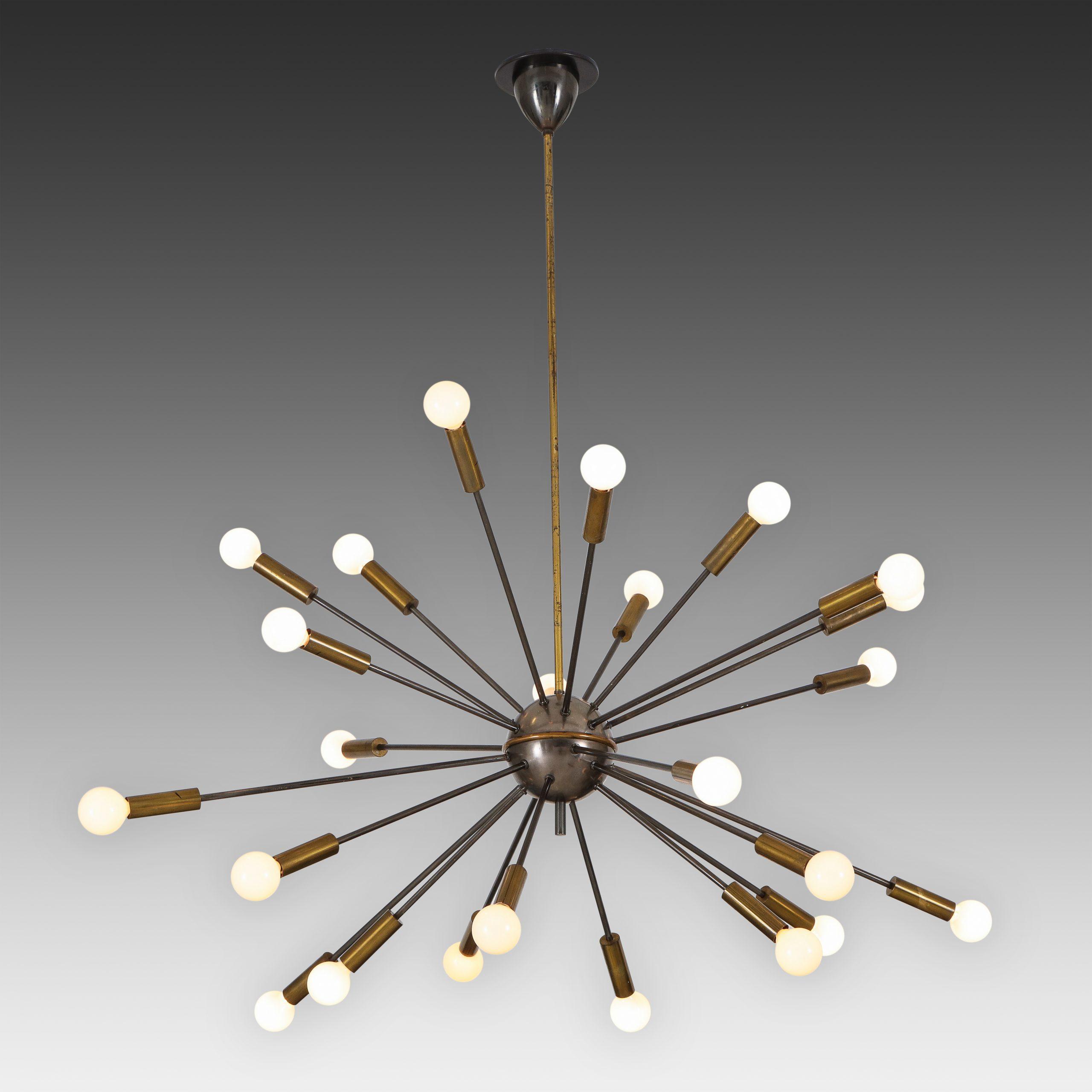 Sputnik Chandelier by Stilnovo   soyun k.