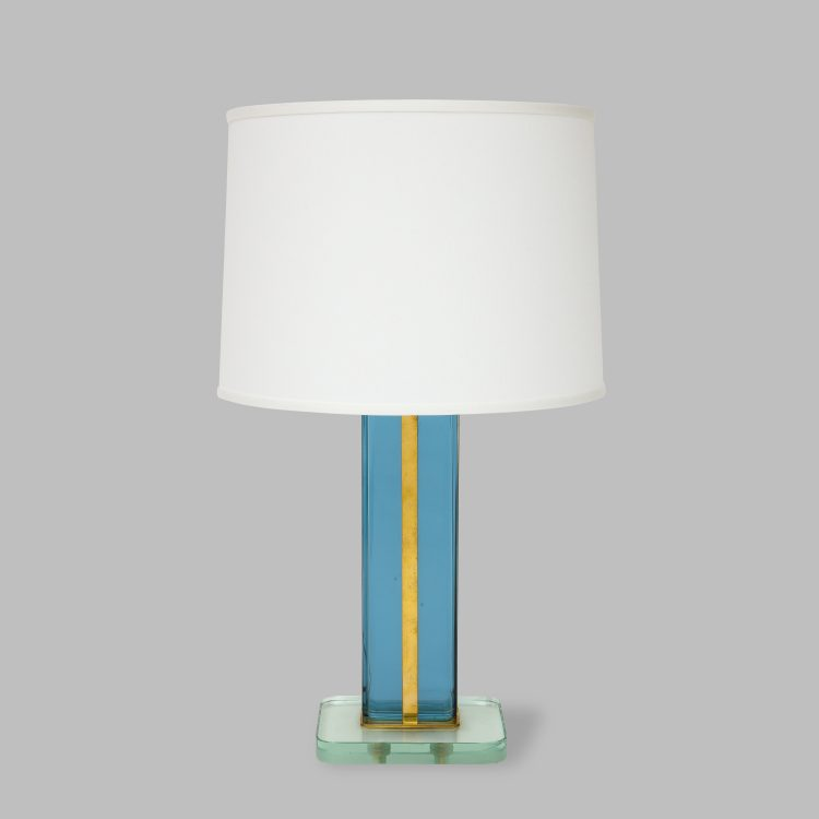 Table Lamp by Pietro Chiesa for Fontana Arte | soyun k.