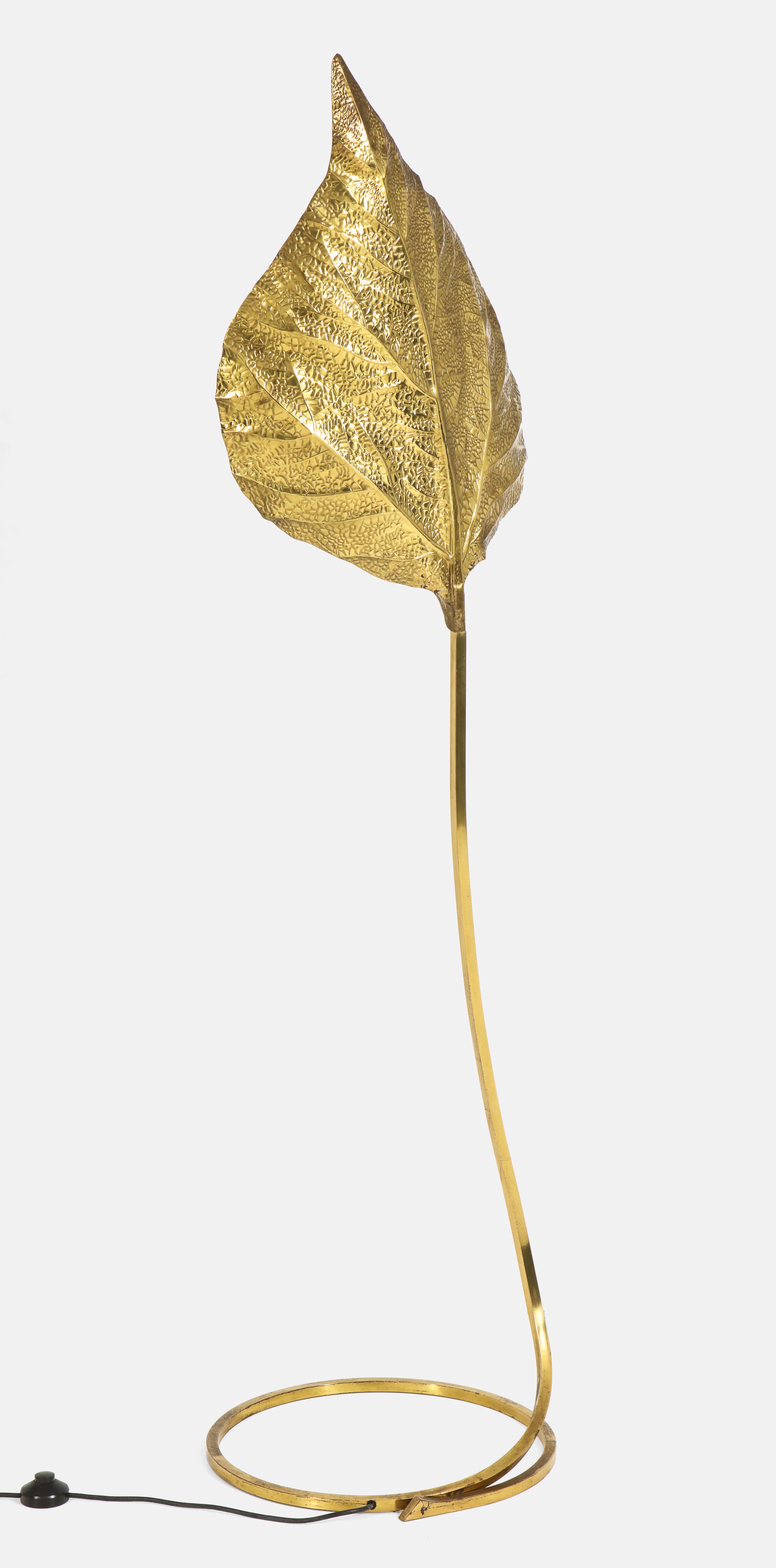 'Rabarbaro' Floor Lamp by Carlo Giorgi for Bottega Gadda | soyun k.