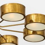 Eight-Light Chandelier by Stilnovo | soyun k.