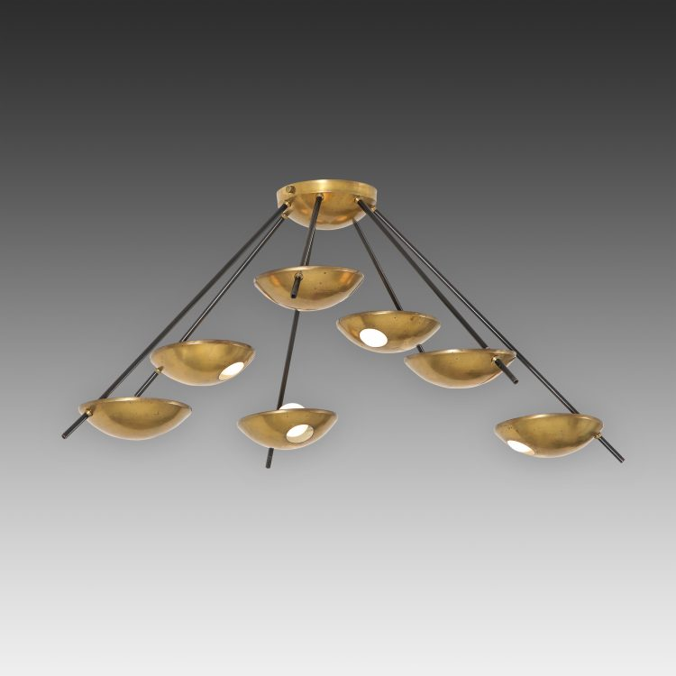 Ceiling or Wall Light Model 1036 by Stilnovo | soyun k.