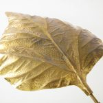 'Rabarbaro' Two-Leaf Floor Lamp by Carlo Giorgi for Bottega Gadda | soyun k.