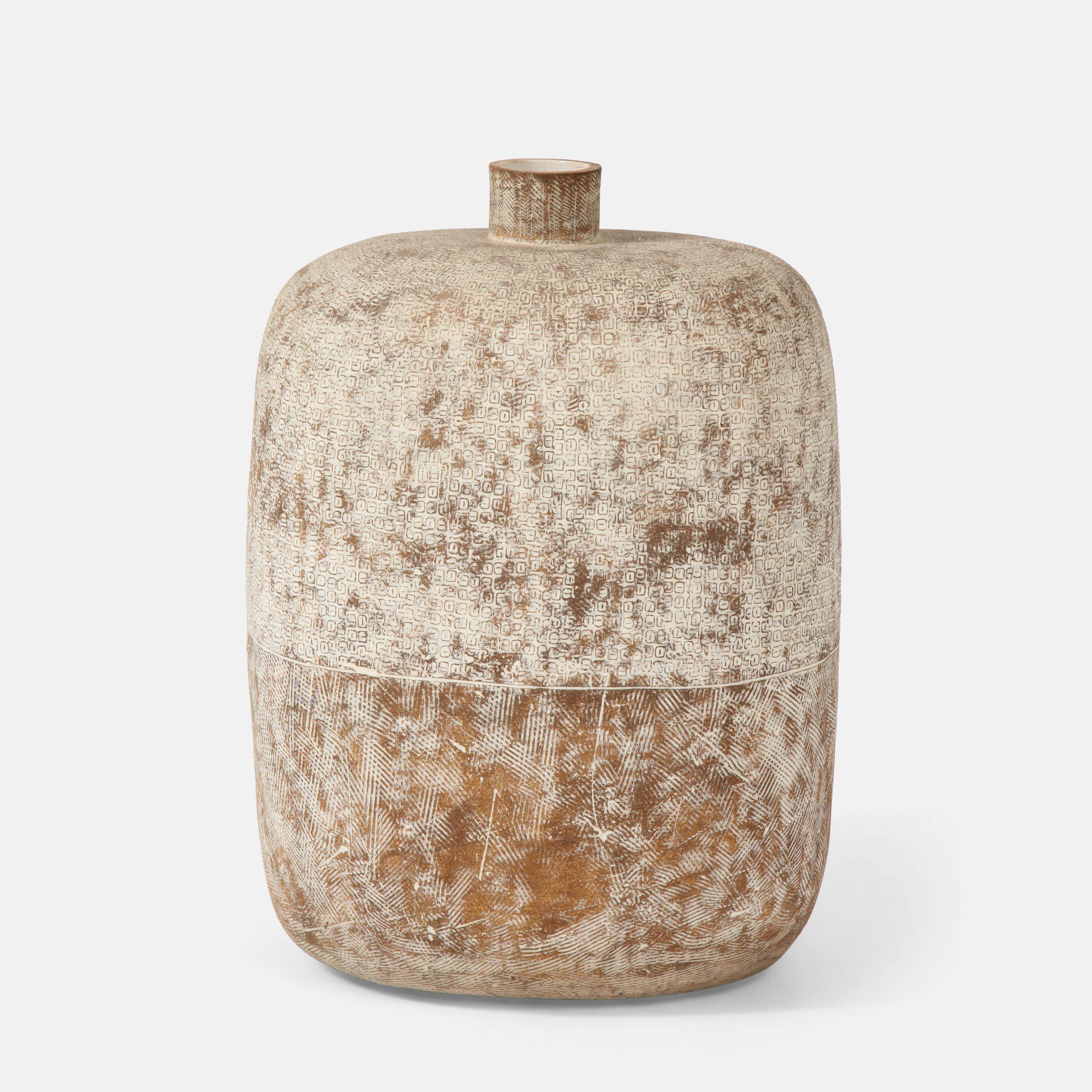 'Blueb' Ceramic Vessel by Claude Conover | soyun k.