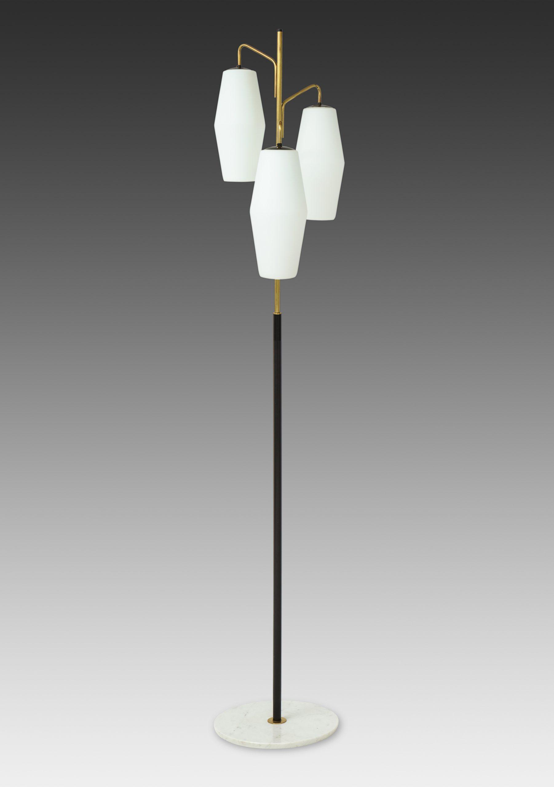 Floor Lamp Model 4052 by Stilnovo   soyun k.